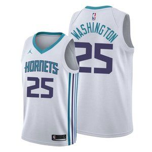 Charlotte Hornets P.J. Washington White Jersey